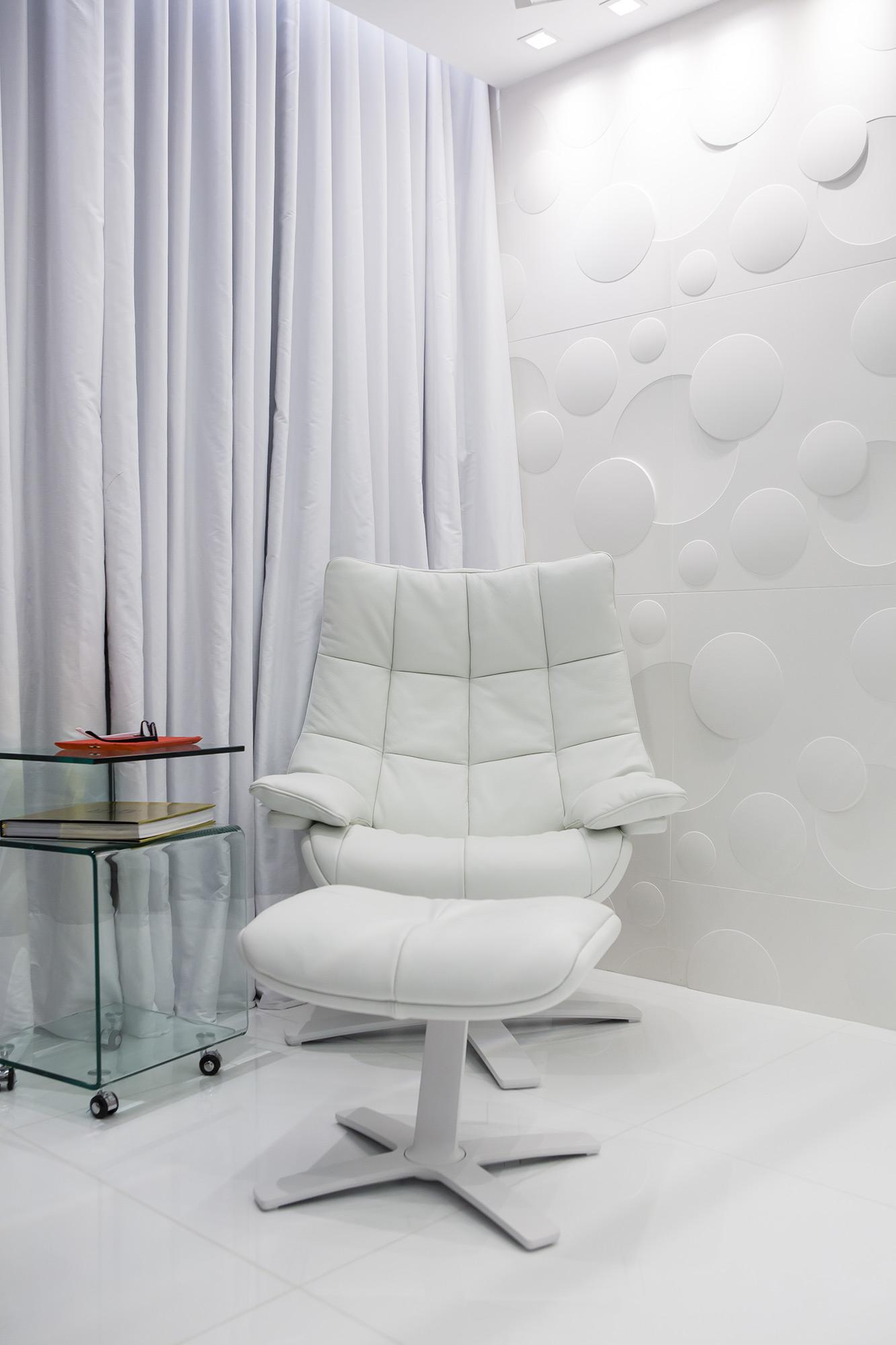 Eclypse Branco - Arquiteta Máira Ritter - Foto Renan Costantin