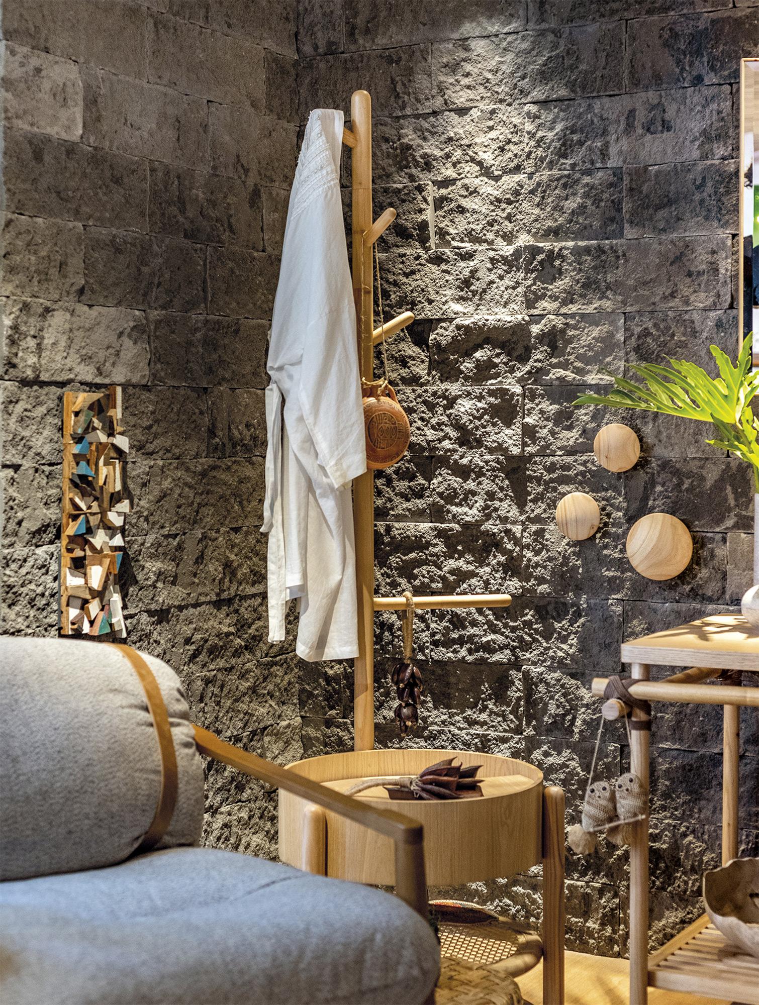 Ecobrick Stone Grigio - CasaCor RB 2018 - Arquiteta Cacau Ribeiro - Foto Favaro Jr.