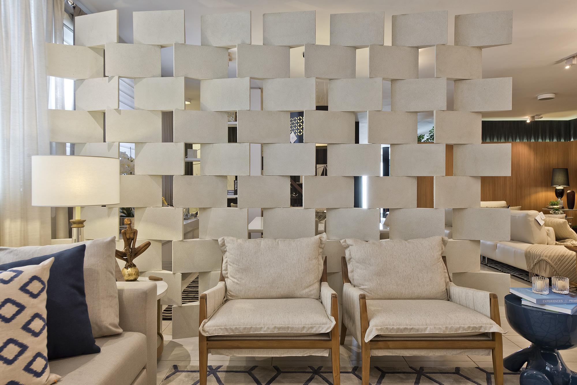 Illusie Grezzo Barbante -Arquiteta Alessandra Gandolfi - Foto Marcelo Stammer