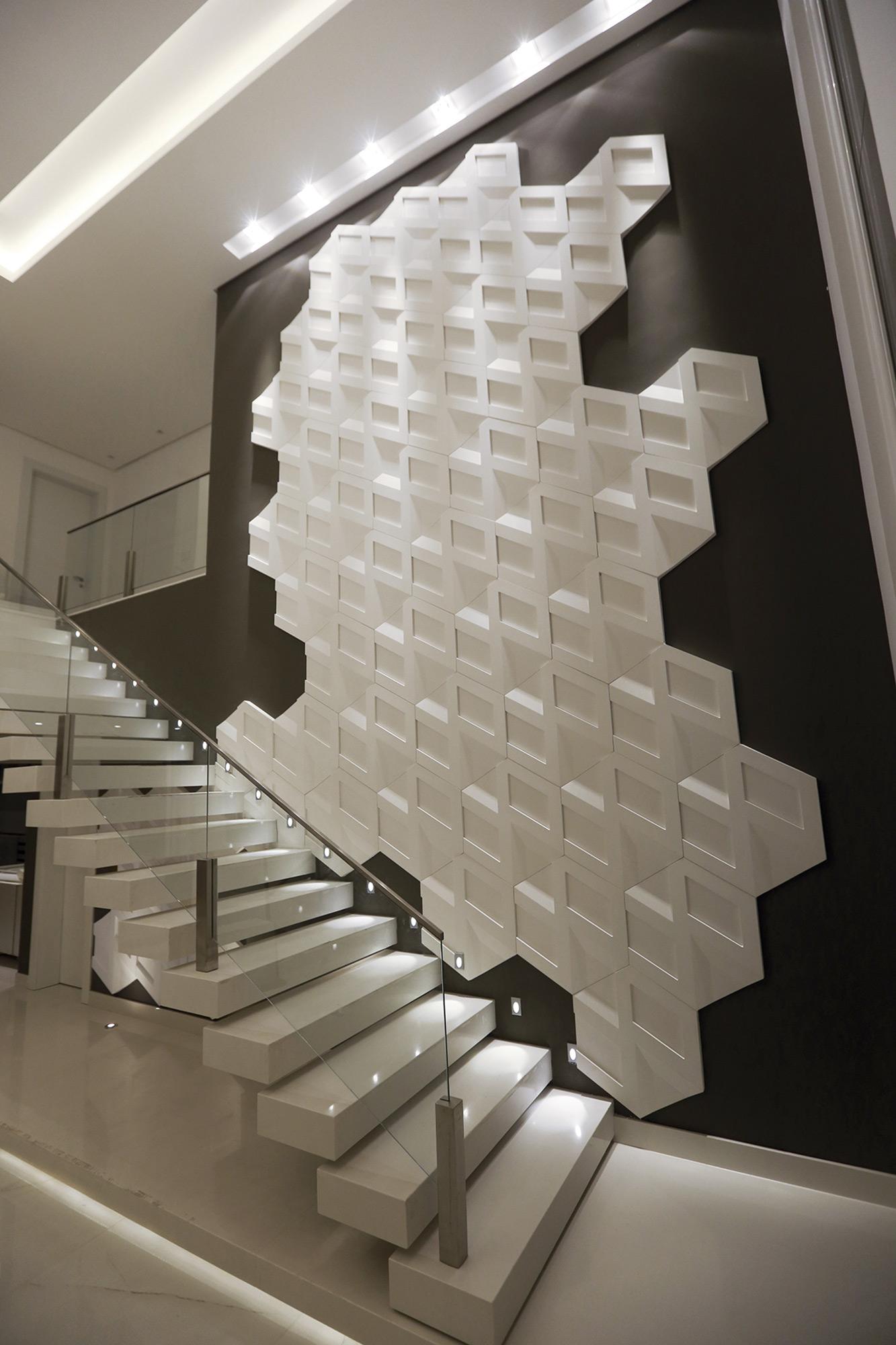 Infinity Paris Branco - Arquiteta Patrícia Pons - Foto Edinei Teixeira