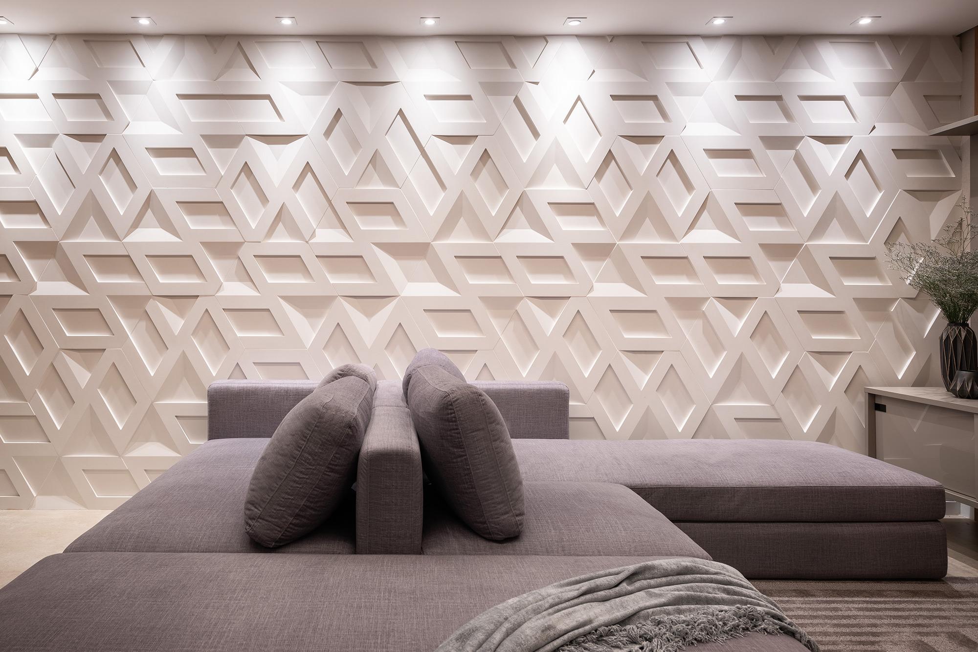 Infinity Paris Branco - Escritório Premazzi Favorito Interiores - Foto KL Fotografia