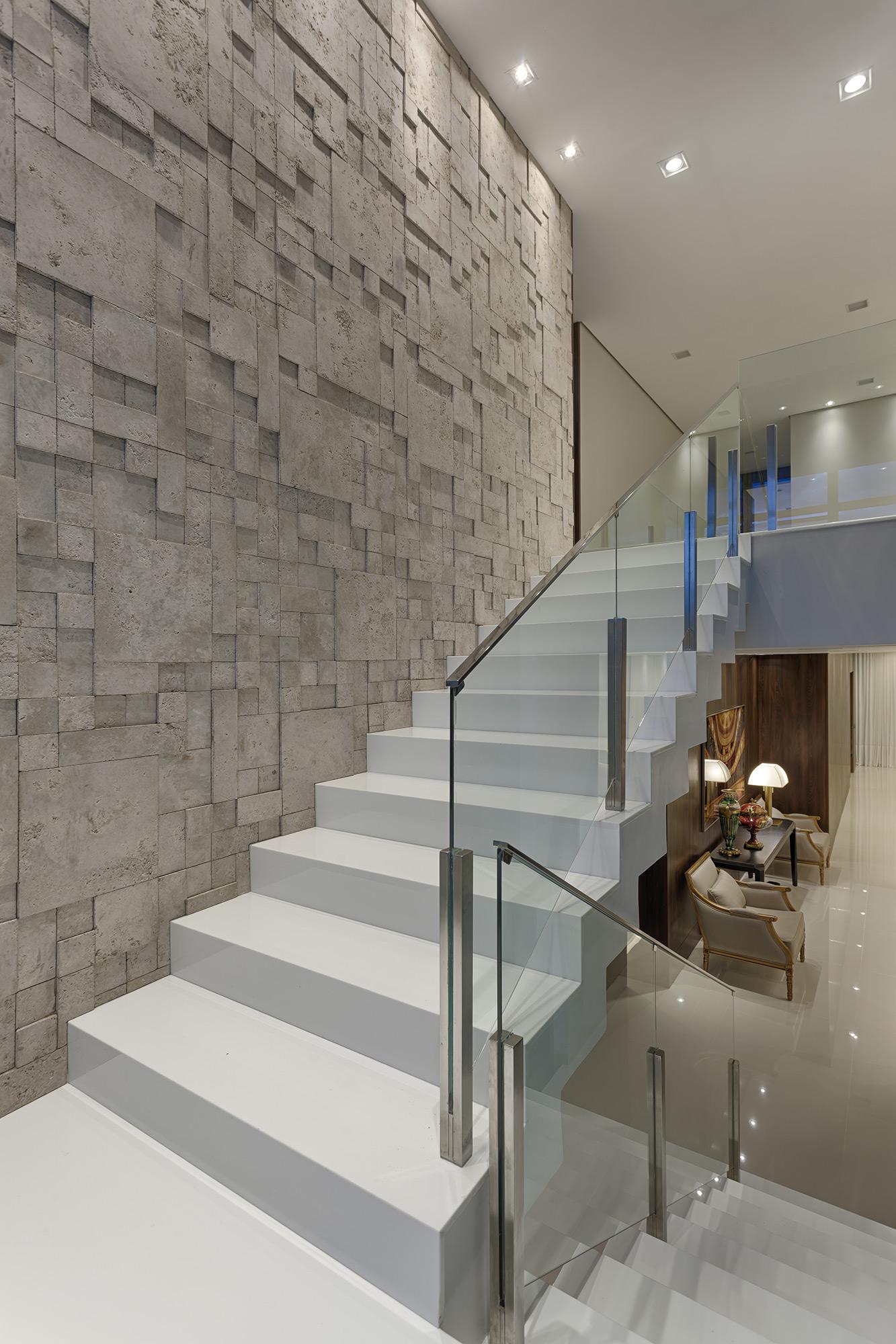 Mosaico Etrusco Fendi - Designer de Interiores Erica Carneiro - Foto Gustavo Xavier