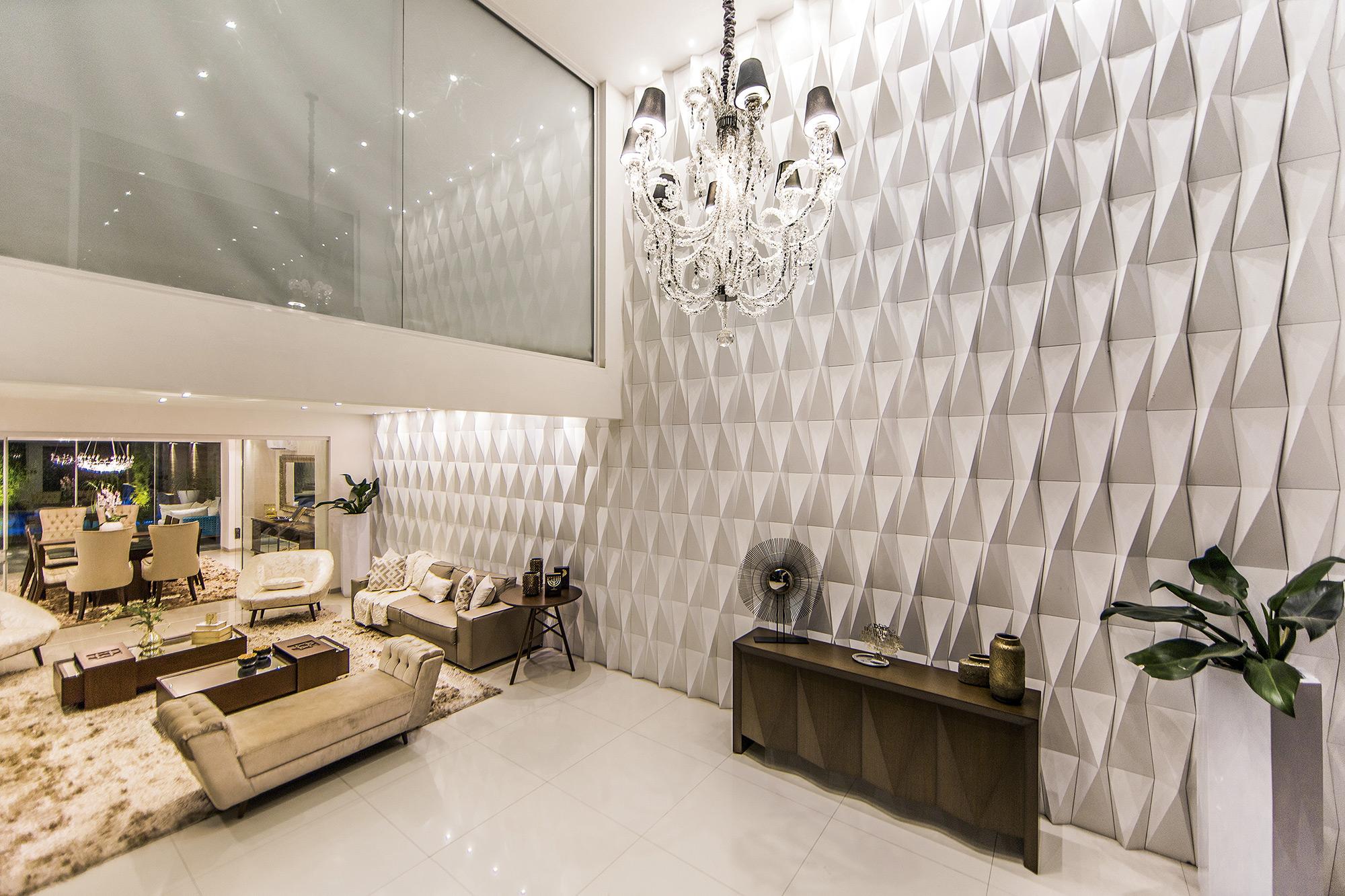 Origami Paris Branco -Arquiteto Boliviano Victor Coimbra Chavez