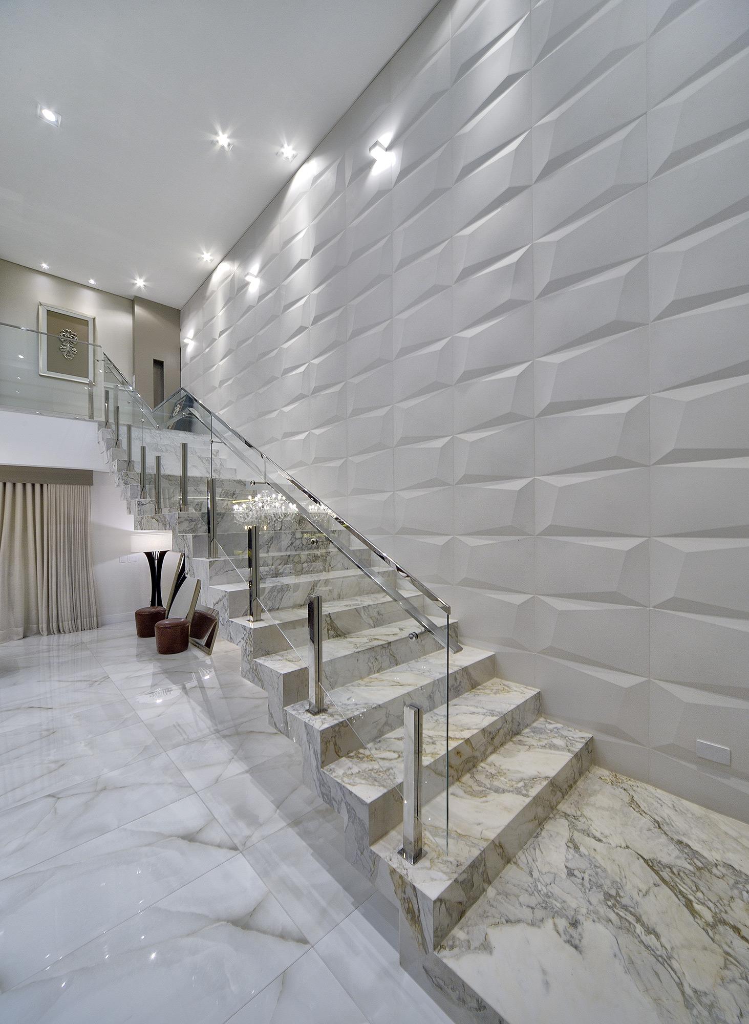 Prisma Paris Branco - Arquiteta Nathália Montans
