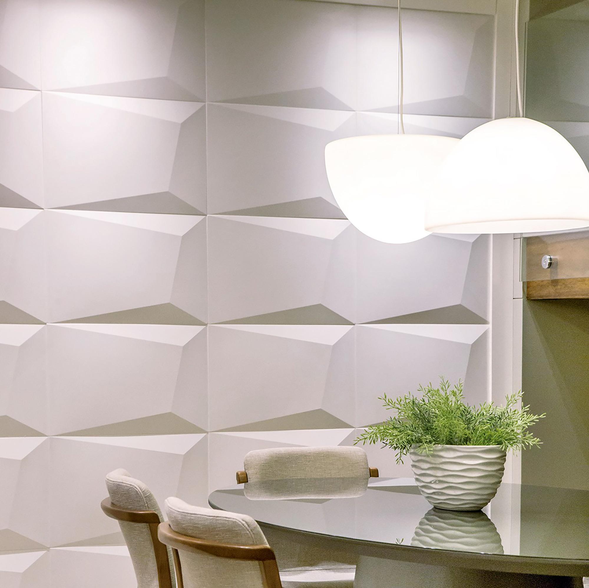 Prisma Paris Branco - Triptica Arquiteta -Foto Juliano Mendes