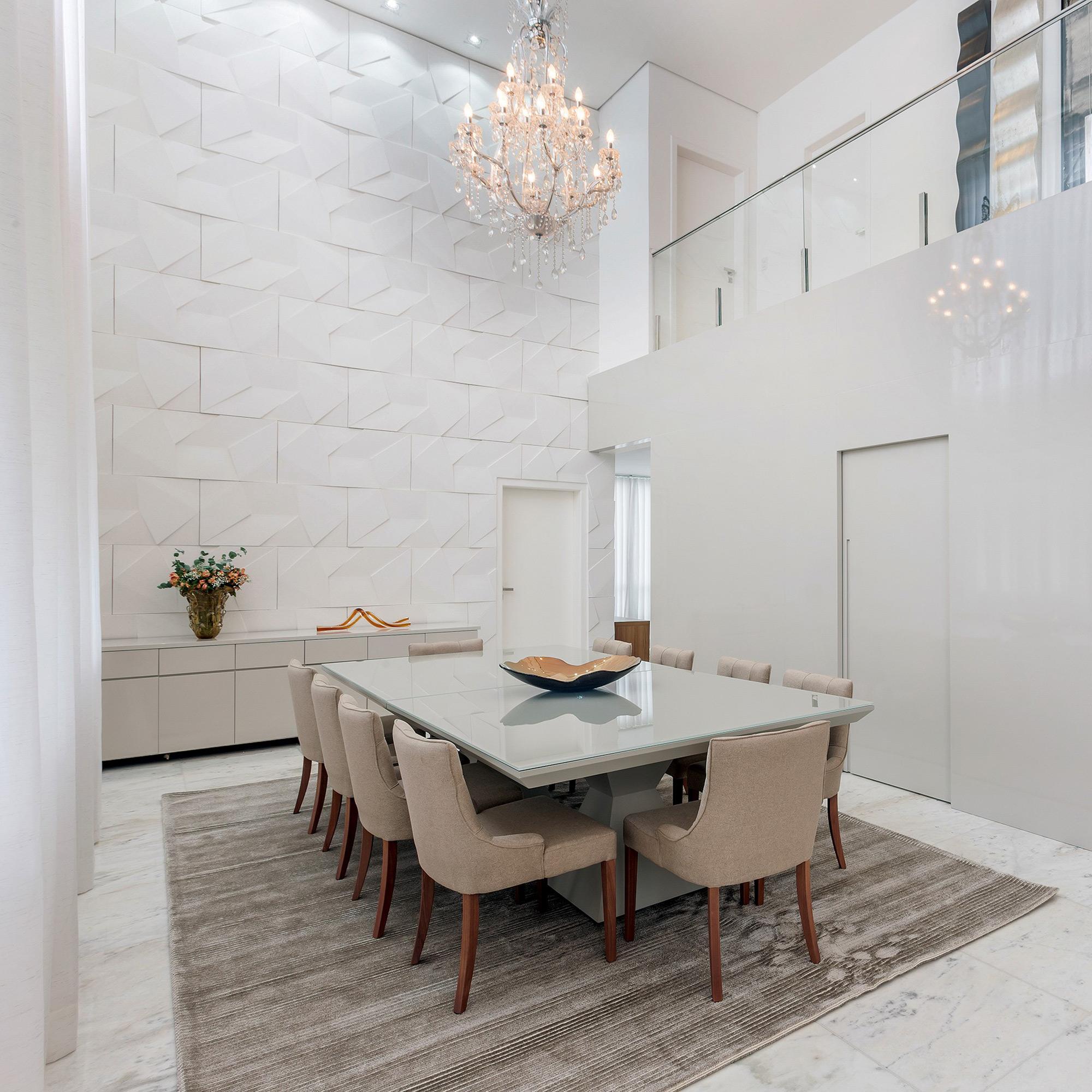 Scaleno Grezzo Branco - Designer de Interiores JulianaI - Foto Osvaldo Castro